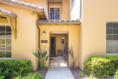 San Luis Obispo County Condo/Townhouse For Sale: 1181 Swallowtail Way #69