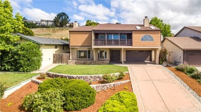 Arroyo Grande Single Family Home For Sale: 823 Plata Road