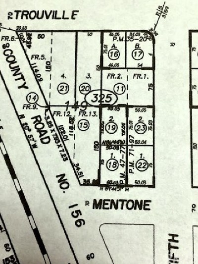 Grover Beach Residential Lots & Land For Sale: 495 Mentone Avenue