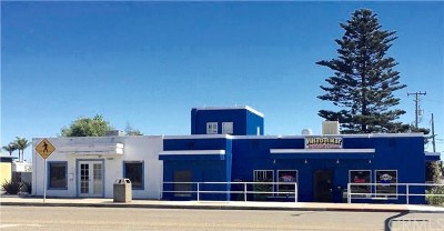 Grover Beach Commercial For Sale: 1100 W Grand Avenue
