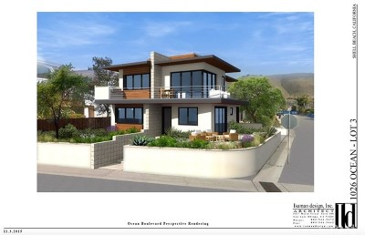 Pismo Beach, Arroyo Grande, Grover Beach, Oceano Single Family Home For Sale: 1028 Ocean Boulevard