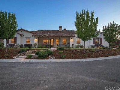 Atascadero Single Family Home For Sale: 9300 Via Cielo