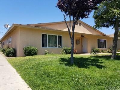 Santa Maria Multi Family Home Active Under Contract: 223 W Newlove Drive