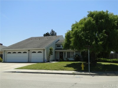 Orcutt Single Family Home For Sale: 1112 Kit Way