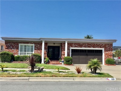 Pismo Beach, Arroyo Grande, Grover Beach, Oceano Single Family Home For Sale: 123 Hermosa Drive