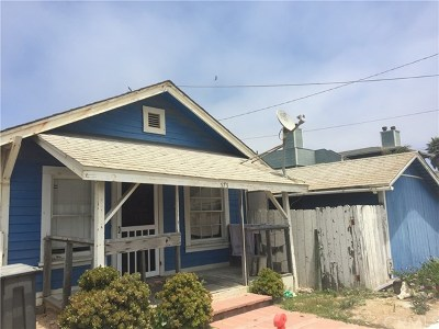 Oceano Single Family Home For Sale: 377 McCarthy Avenue