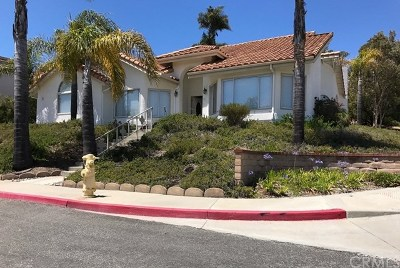 Pismo Beach Single Family Home For Sale: 52 La Garza