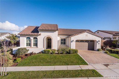 Single Family Home For Sale: 1147 Vaquero Way