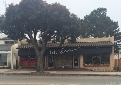 San Luis Obispo County Commercial Lease For Lease: 810 Morro Bay Boulevard