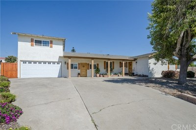 Orcutt Single Family Home For Sale: 3560 Hadley Way