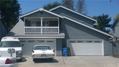 Grover Beach Single Family Home For Sale: 1252 S 16th Street