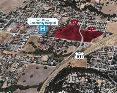 Templeton Residential Lots & Land For Sale: 1400 Las Tablas Road