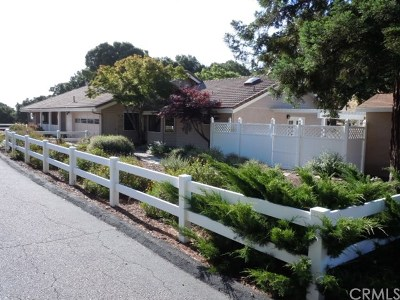 Atascadero Single Family Home For Sale: 2435 San Fernando Road