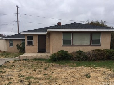 Arroyo Grande Single Family Home For Sale: 311 Whiteley