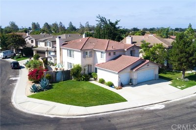 Santa Maria Single Family Home For Sale: 820 Stanford Road