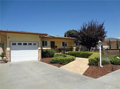 Santa Maria Single Family Home For Sale: 631 E El Camino Street
