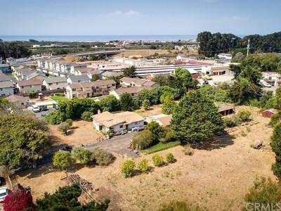 Pismo Beach, Arroyo Grande, Grover Beach, Oceano Residential Lots & Land For Sale: 1273 Belridge Street