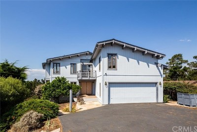 Cambria, Cayucos, Morro Bay, Los Osos Single Family Home For Sale: 432 Exeter Lane