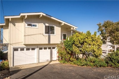 Cambria, Cayucos, Morro Bay, Los Osos Single Family Home For Sale: 2435 Juniper Avenue