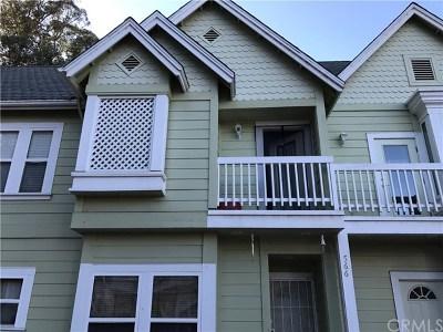 San Luis Obispo County Condo/Townhouse For Sale: 566 Adina Way