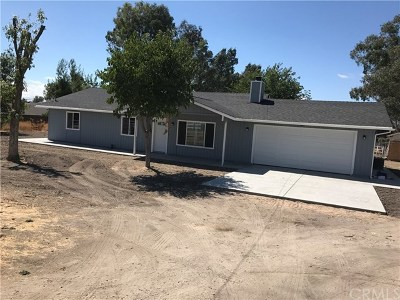 Paso Robles Single Family Home For Sale: 4675 Farousse Way