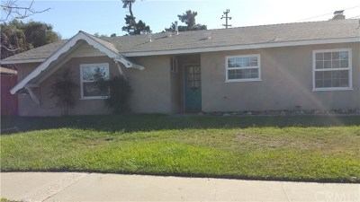 Orcutt Single Family Home For Sale: 1122 Patterson Road