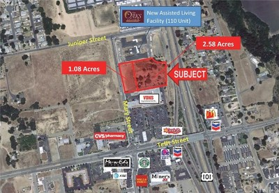 San Luis Obispo County Residential Lots & Land For Sale: W Mary Avenue W