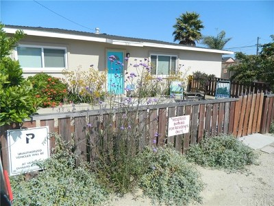 Oceano Single Family Home For Sale: 1661 15th Street