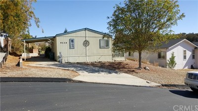 Paso Robles Manufactured Home For Sale: 4134 Quarterhorse Way