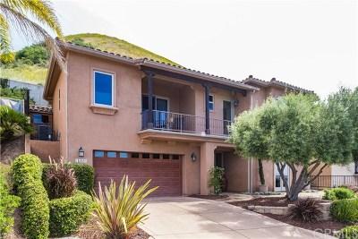 Single Family Home For Sale: 1333 Costa Brava