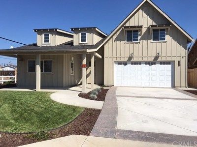 Nipomo Single Family Home For Sale: 390 Mads Place