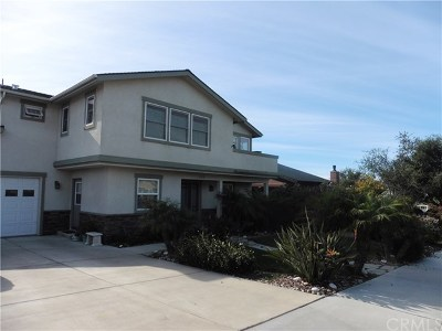 Grover Beach Single Family Home For Sale: 520 Park View Avenue