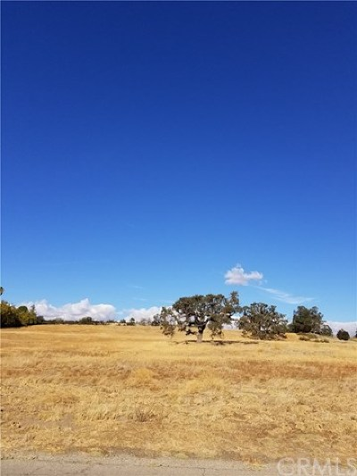 Paso Robles Residential Lots & Land For Sale: Linne Road