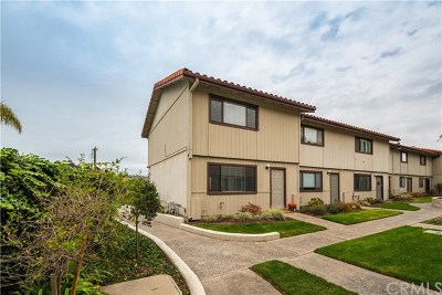 Grover Beach Condo/Townhouse For Sale: 676 N 12th Street #28