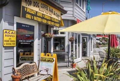 Cayucos Business Opportunity For Sale: 14 N Ocean Avenue