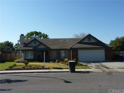 Hanford Single Family Home For Sale: 763 E Redwood Street