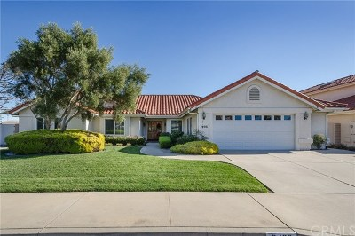 Santa Barbara County Single Family Home For Sale: 2406 Wedgewood Drive