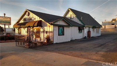 Grover Beach Commercial For Sale: 551 W Grand Avenue