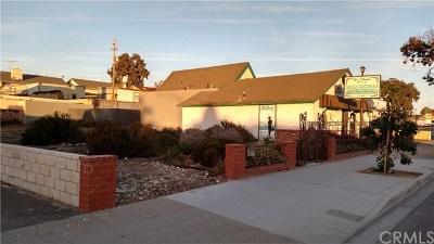 San Luis Obispo County Commercial For Sale: 549 Grand Avenue