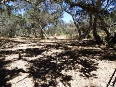 San Luis Obispo County Residential Lots & Land For Sale: W El Campo Road