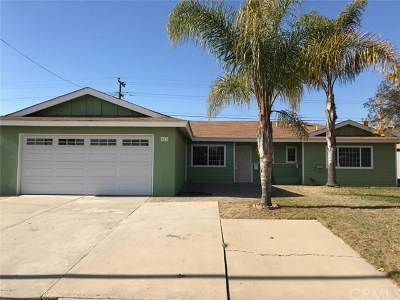 Santa Maria Single Family Home For Sale: 419 N Palisade Drive