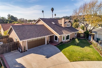 Arroyo Grande Single Family Home For Sale: 501 Hawkins Court