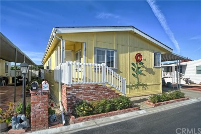 Pismo Beach Mobile Home For Sale: 140 S Dolliver