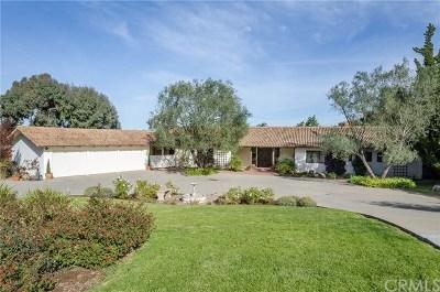 Orcutt Single Family Home For Sale: 2175 Arrowhead Drive