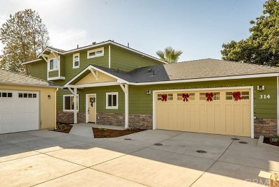 Arroyo Grande Single Family Home For Sale: 314 Short