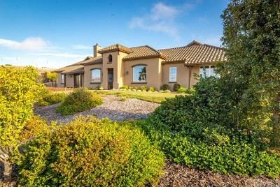 Arroyo Grande Single Family Home For Sale: 637 S Via Belmonte