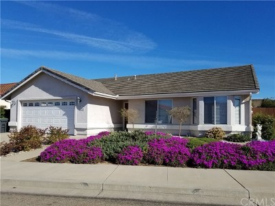 Orcutt Single Family Home For Sale: 3108 Dian Drive