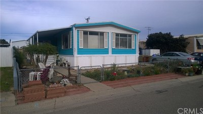 Nipomo Manufactured Home For Sale: 429 Saturn Court