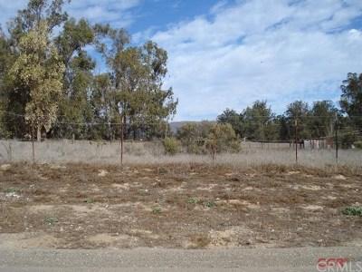 Nipomo Residential Lots & Land For Sale: Honey Grove Lane