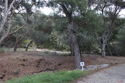San Luis Obispo Residential Lots & Land For Sale: See Canyon Road